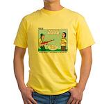Rifle Shooting Yellow T-Shirt