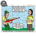 Rifle Shooting Puzzle