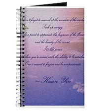 GRATITUDE POEM Journal