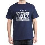 Navy Corpsman Girlfriend  T-Shirt