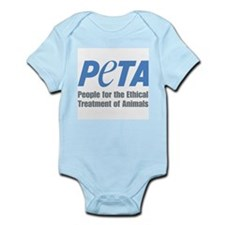 Cute Peta Infant Bodysuit
