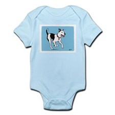 Blue Roy Infant Bodysuit