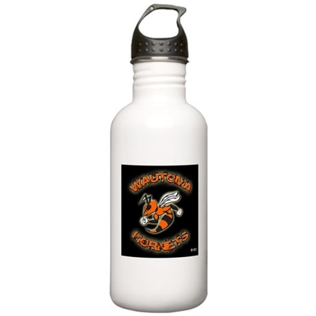 Wautoma Hornets Stainless Water Bottle 1.0L