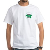 Custom Martial Arts Green Belt Shirt