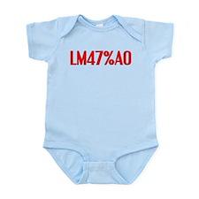 LM 47% AO Infant Bodysuit