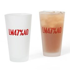 LM 47% AO Drinking Glass