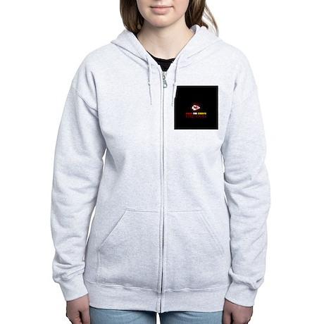 Save the Chiefs - Fire Pioli Women's Zip Hoodie