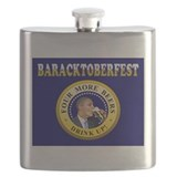 Oktoberfest Is Baracktoberfest Flask