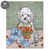 Flower Basket Puzzle