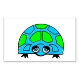 Terry Turtle Decal