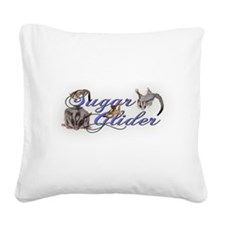 Glider.png Square Canvas Pillow
