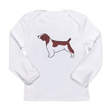 Welsh Springer Spaniel Long Sleeve Infant T-Shirt