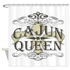 Cajun Queen Shower Curtain