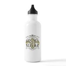 Vintage Brown Sugar Water Bottle
