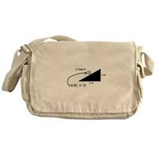 Find X Messenger Bag