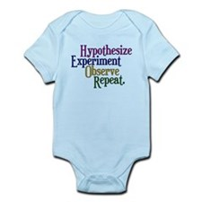 Scientific Method Infant Bodysuit