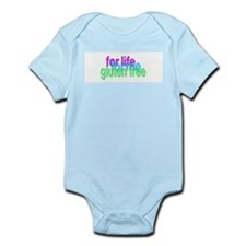 For life for me gluten free Infant Bodysuit