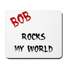 Bob Rocks Mousepad