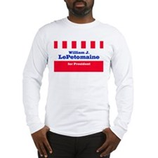 William J. LePetomaine - Long Sleeve T-Shirt