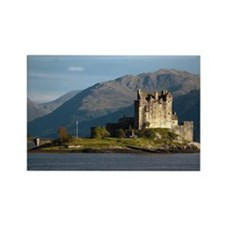 Eilean Donan Castle | Rectangle Magnet