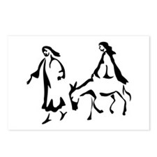 Mary and Joseph Postcards (Package of 8)