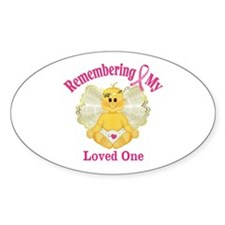 Remembrance Angel Decal