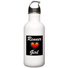 Jeremy Renner Girl! Water Bottle