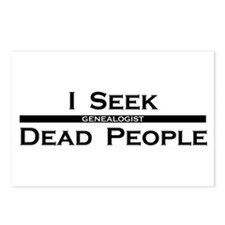 I Seek Dead People Postcards (Package of 8)