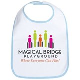 Magical Bridge Playground Bib
