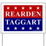 Rearden Taggart, Yard Sign