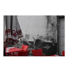 Caf Coca-Cola Postcards (Package of 8)