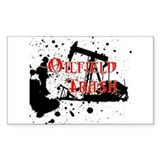 Oilfield Trash Decal