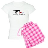 Gary Johnson 2012 Revolution pajamas
