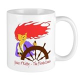 Pirate Queen Small Mug
