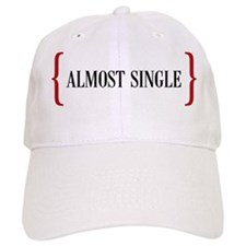 Almost Single Baseball Cap