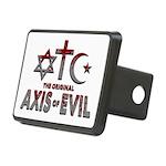 Original Axis of Evil Rectangular Hitch Cover