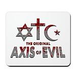 Original Axis of Evil Mousepad