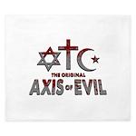 Original Axis of Evil King Duvet