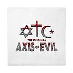 Original Axis of Evil Queen Duvet