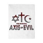 Original Axis of Evil Twin Duvet