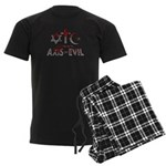 Original Axis of Evil Men's Dark Pajamas