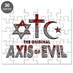 Original Axis of Evil Puzzle