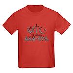 Original Axis of Evil Kids Dark T-Shirt