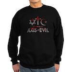 Original Axis of Evil Sweatshirt (dark)