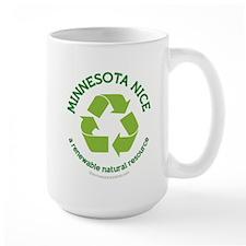 Minnesota Nice Renewable Mug