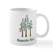 Minnesota Nice trees Mug