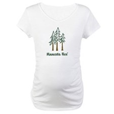 Minnesota Nice trees Shirt