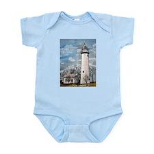 pointe_aux_Barques_Lighthouse.jpg Infant Bodysuit