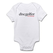 Disc Golf Propoganda Infant Creeper