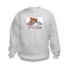 Kids Ice Cats Sweatshirt